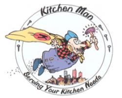 Kitchen Man logo