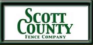 Scott County Fence Company logo