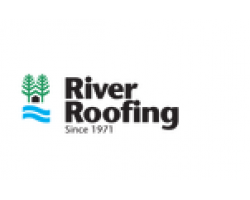 River Roofing logo