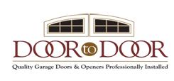 Door to Door Design logo