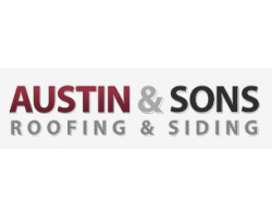 Austin & Sons Roofing & Siding logo