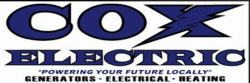 Cox Electric logo