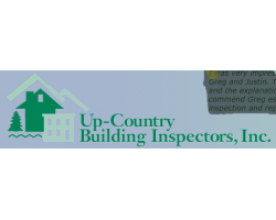 Up Country Building Inspectors logo