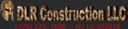 DLR Construction LLC logo