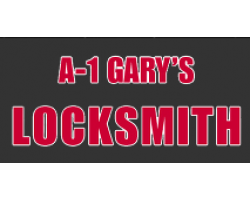 A-1 Gary's Locksmith logo