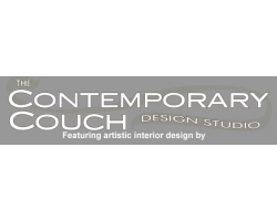 The Contemporary Couch logo