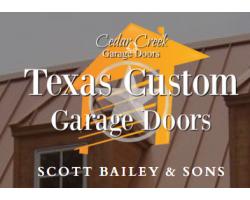 Cedar Creek Garage Doors logo