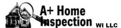 A+ home inspection logo