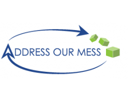 Address Our Mess logo