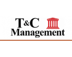 T AND C Management logo