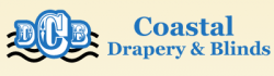 Coastal Drapery & Blinds logo