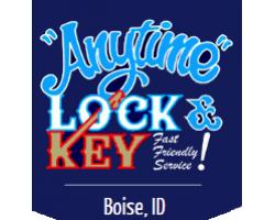 Anytime Lock And Key logo