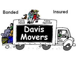 Davis Movers & Storage logo