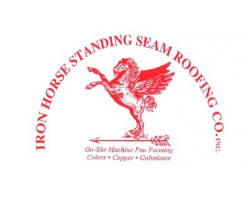 Iron Horse Standing Seam Roofing Co. Inc. logo