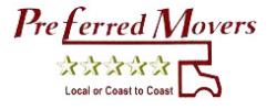 Preferred Movers logo