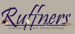 Ruffner's Luxury Pet Boarding St. Charles logo