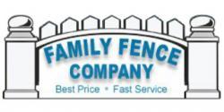 Family Fence Company logo