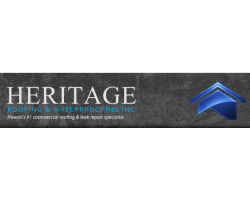 Heritage Roofing & Waterproofing Inc logo