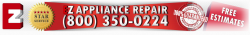 EZ Appliance Repair Inc logo