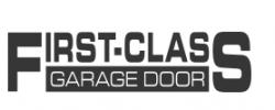 First Class Garage Door logo