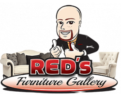 Red's Furniture Gallery logo