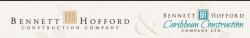 Bennett Hofford Construction logo