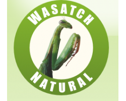 Wasatch Natural Organic Pest Management logo