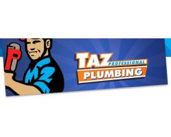 Taz Plumbing logo