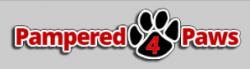 Pampered 4 Paws logo