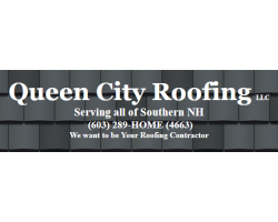 Queen City Roofing logo