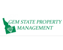 Gem State Property Management logo
