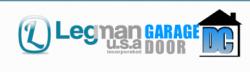 Legman USA Garage Door DC logo