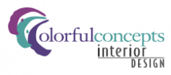 Colorful Concepts Interior design logo