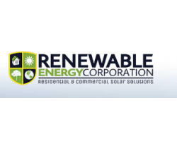 Renewable Energy Corporation logo