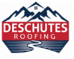 Deschutes Roofing logo
