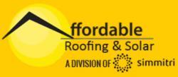 Affordable Roofing & Solar logo