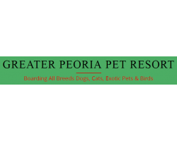 Greater Peoria Pet Resort, Inc. logo