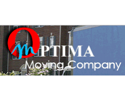 Optima Moving & Storage logo