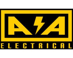 AA Electrical Service logo