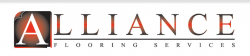 Alliance Flooring Services. logo