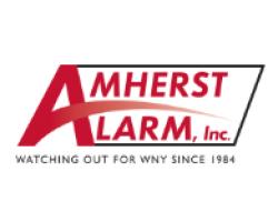Amherst Alarm logo