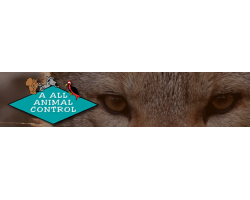 A All Animal Control logo