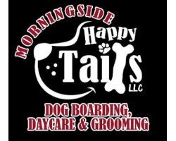 Morningside Happy Tails, Inc. Dog Daycare, Boarding & Grooming logo
