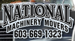 National Machinery Movers logo