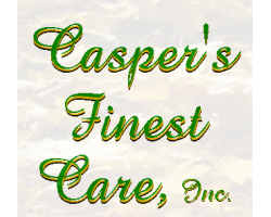 Casper's Finest Care Inc logo