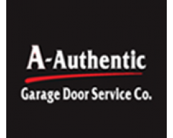 A-Authentic Garage Door Service Co. logo