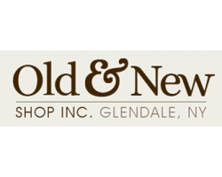 Old and New Shop Inc. logo