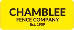 Chamblee Fence Company logo