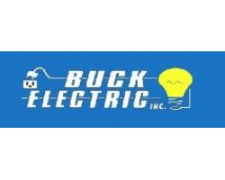 Buck Electric Inc. logo