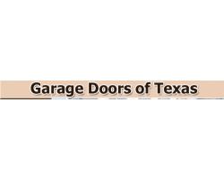 Garage Doors of Texas logo